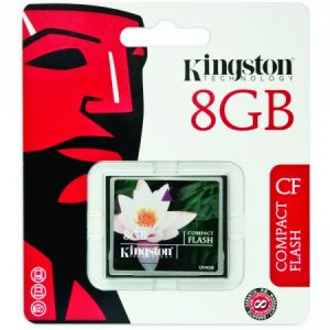 Kingston 8GB Compactflash