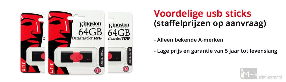 Voordelige USB Sticks