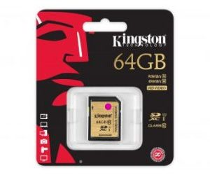 Kingston SDXC 64GB UHS-1 90MB/s