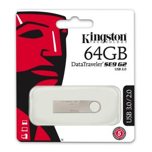 Kingston 64GB DataTraveler SE9 G2