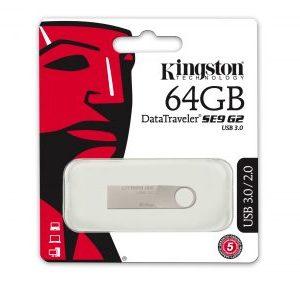 Kingston 64GB DataTraveler SE9 G2