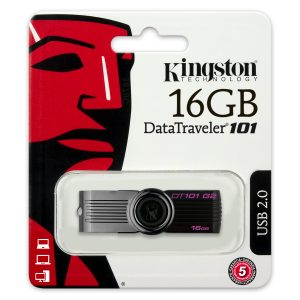 Kingston 16GB DataTraveler 101 G2