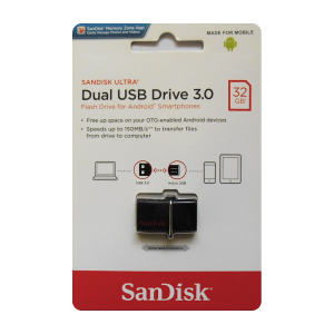 Sandisk Ultra Dual 32GB USB Stick