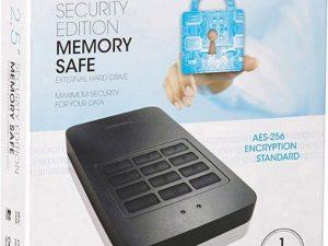 Intenso Memory Safe 1 TB Externe harddisk