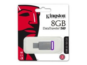 Kingston 8GB DataTraveler 50