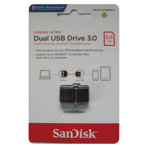 Sandisk Ultra Dual 64GB USB Stick