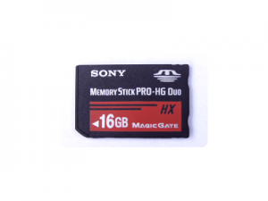 Sony Memory Stick Pro HG Duo 16GB