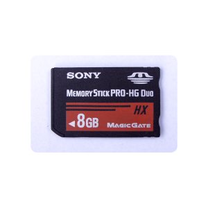 Sony Memory Stick Pro HG Duo 8GB