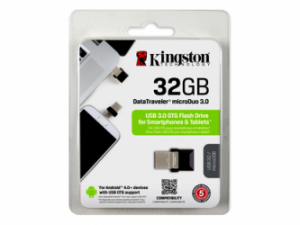 Kingston 32GB DataTraveler microDuo 3.0
