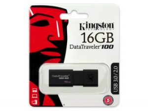 Kingston 16GB DataTraveler 100 G3