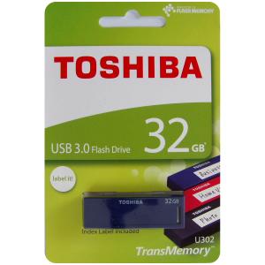 Toshiba 32GB TransMemory U302