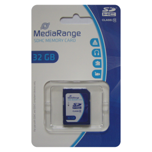 MediaRange SDHC 32GB class 10