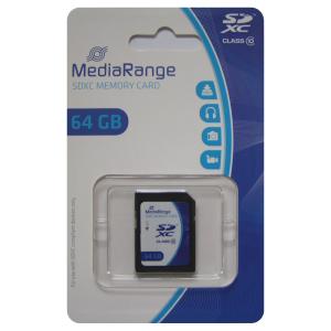 MediaRange SDXC 64GB class 10
