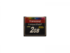 Transcend 2GB CompactFlash 45mb/s