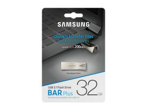 Samsung 32GB BAR Plus 200mb/s