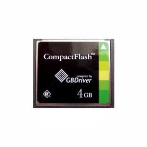 TDK GBDriver 4GB CompactFlash