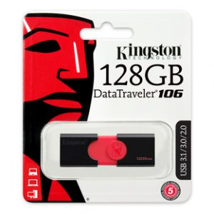 Kingston 128GB DataTraveler 106