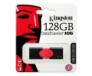 Kingston 128GB DataTraveler 106