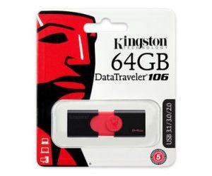 Kingston 64GB DataTraveler 106