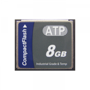 ATP 8GB CompactFlash Industrial
