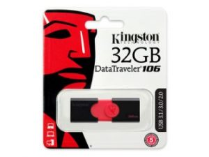 Kingston 32GB DataTraveler 106