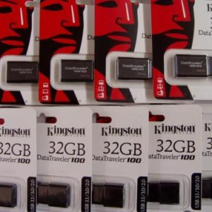 Partij Kingston 32GB DataTraveler 100 G3