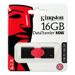 Kingston 16GB DataTraveler 106