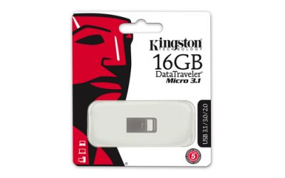 Kingston 16GB DataTraveler Micro 3.1