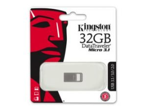 Kingston 32B DataTraveler Micro