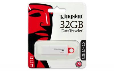 Kingston 32GB DataTraveler G4