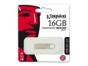 Kingston 16GB DataTraveler SE9 G2