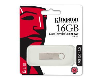 Kingston 16GB DataTraveler SE9 G2