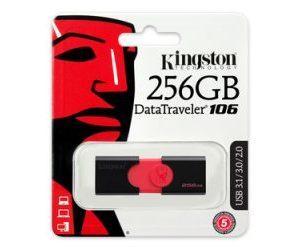Kingston 256GB DataTraveler 106