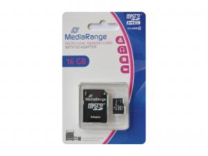 MMediaRange 16GB MicroSDHC