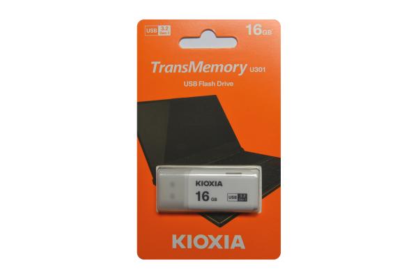 Kioxia 16GB TransMemory U301