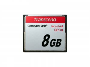 Transcend 8GB CompactFlash Industrial CF170