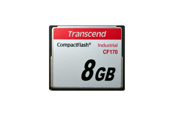 Transcend 8GB CompactFlash Industrial CF170