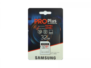 Samsung 32GB SDHC PRO Plus