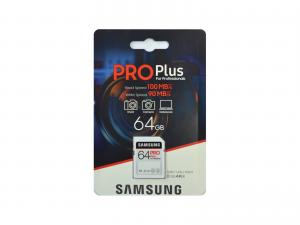 Samsung 64GB SDXC PRO Plus